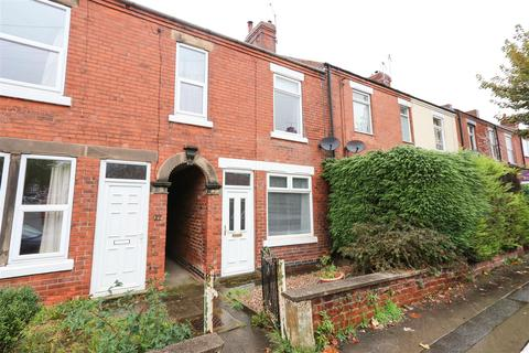 2 bedroom terraced house for sale - Eyre Street East, Hasland, Chesterfield, S41 0PE