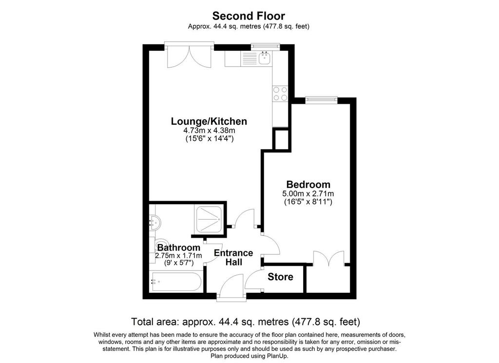 Floorplan: 36 Windsor Court. Floor Plan.JPG