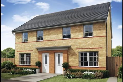 3 bedroom semi-detached house for sale - Plot 132, Maidstone at City Edge, Firfield Road, Blakelaw, Newcastle upon Tyne, NEWCASTLE UPON TYNE NE5