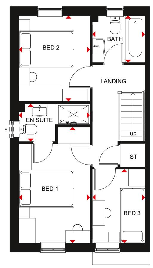 Floorplan 1 of 2: Maidstone FF Plan
