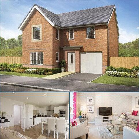 4 bedroom detached house for sale - Plot 21, Halton at Needham's Grange, Crewe Road, Shavington, CREWE CW2