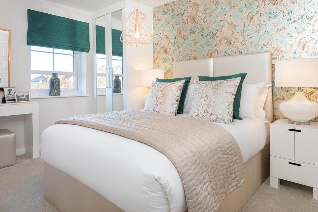 Typical Maidstone master bedroom