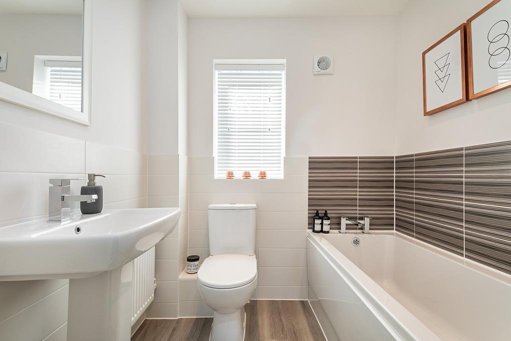 Typical Maidstone bathroom