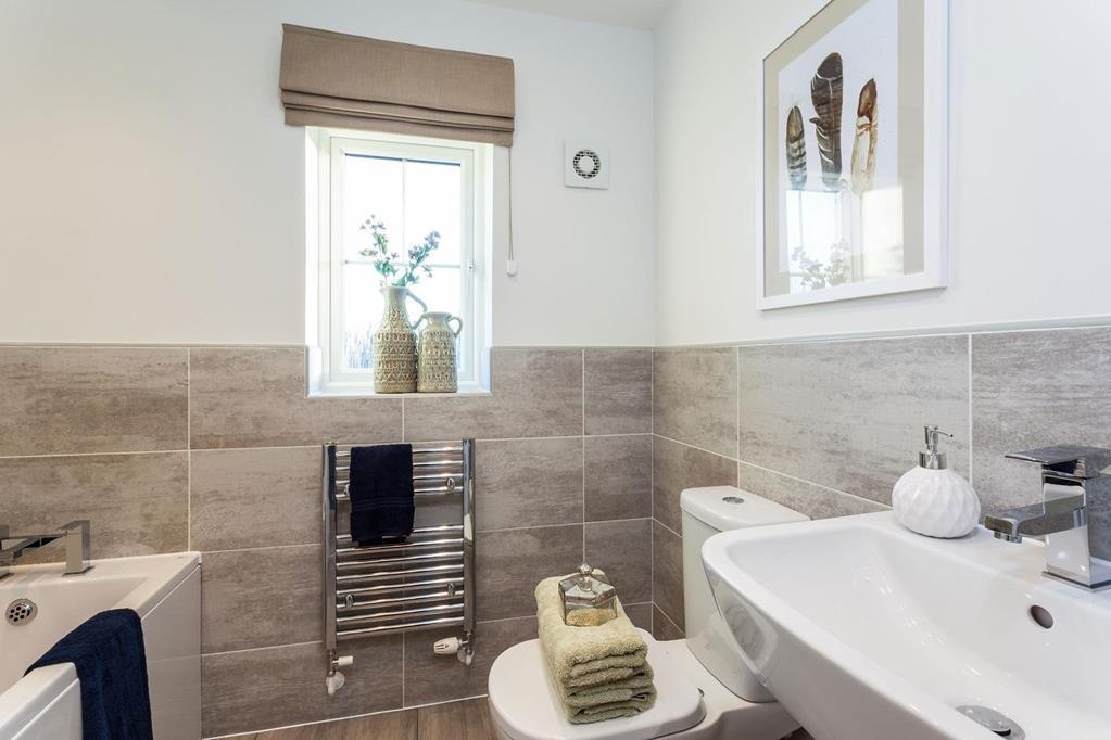 Cambridge bathroom interior