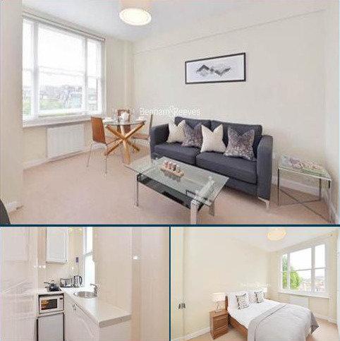Studio to rent - Hill Street, Mayfair, W1J