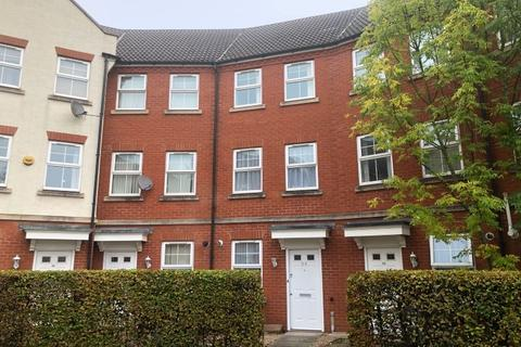 5 bedroom townhouse for sale - Larchmont Road, Leicester, LE4 0BE