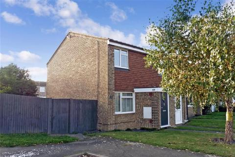 2 bedroom end of terrace house for sale - Kingsley Road, Horley, Surrey