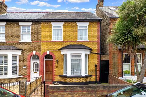 2 bedroom end of terrace house for sale - Sandycombe Road, Kew, Surrey, TW9