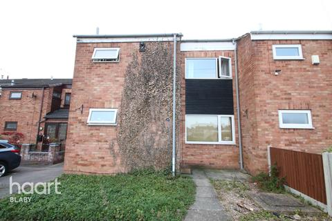 3 bedroom terraced house for sale - Hebden Close, Leicester