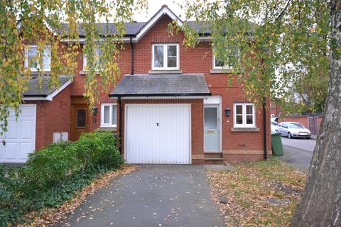 3 bedroom end of terrace house for sale - Lewis Crescent, Clyst Heath, Exeter, EX2 7TD