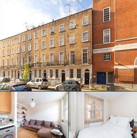 1 bedroom flat for sale - Burton Street, London, WC1H