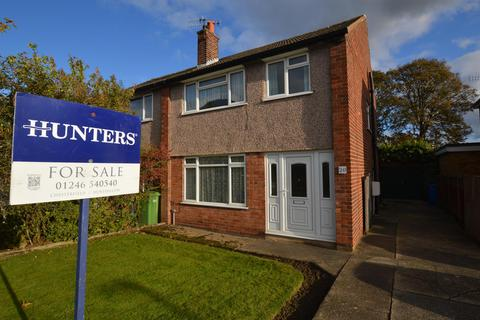 3 bedroom semi-detached house for sale - Aspley Close, Brockwell, Chesterfield, S40 4HG