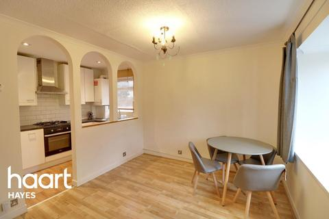 1 bedroom end of terrace house for sale - Berrydale Road