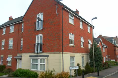 2 bedroom flat to rent - Shipton Road, Hamilton, Leicester LE5 1PJ