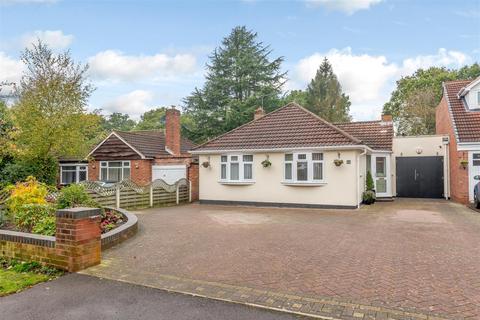 3 bedroom detached bungalow for sale - Park View Road, Sutton Coldfield, B74 4PT