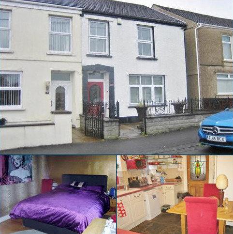 3 bedroom semi-detached house for sale - Ffos Yr Efail Terrace, Pontarddulais