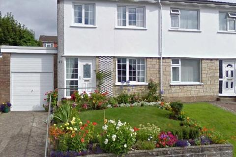 3 bedroom semi-detached house to rent - West Hill DrIve, CF72