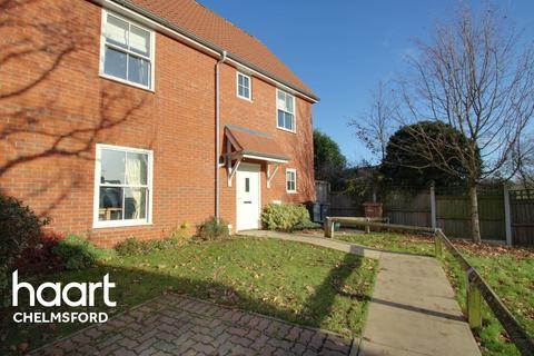 3 bedroom semi-detached house for sale - Pandan Close, West Hanningfield