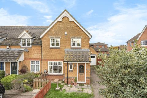 3 bedroom end of terrace house for sale - Morton Close, Maidstone