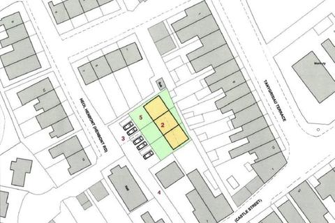 Land for sale - Castle Street, Criccieth, North Wales