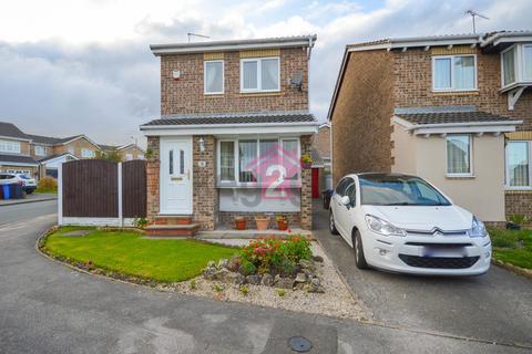 3 bedroom detached house for sale - Willingham Gardens, Sothall, Sheffield, S20