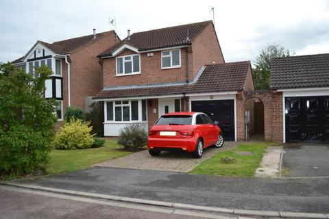 3 bedroom detached house to rent - The Holt, Newark