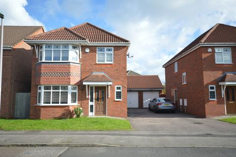 4 bedroom detached house to rent - Stockley Crescent, Shirley