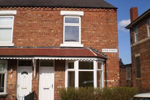 2 bedroom end of terrace house to rent - Vine Street, Darlington, County Durham