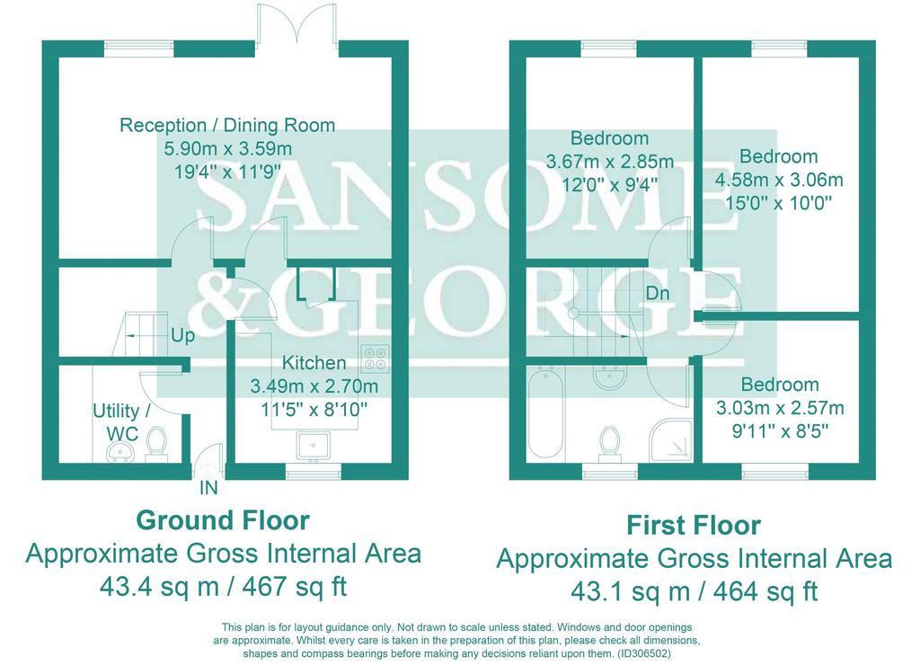 Floorplan: Floorplan No. 14