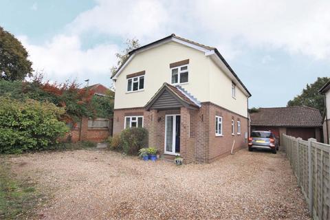 4 bedroom detached house for sale - Brook Lane, Sarisbury Green