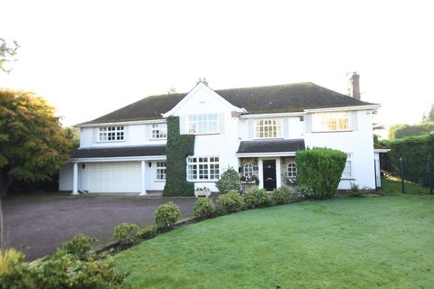 4 bedroom detached house to rent - South Park Drive, Poynton