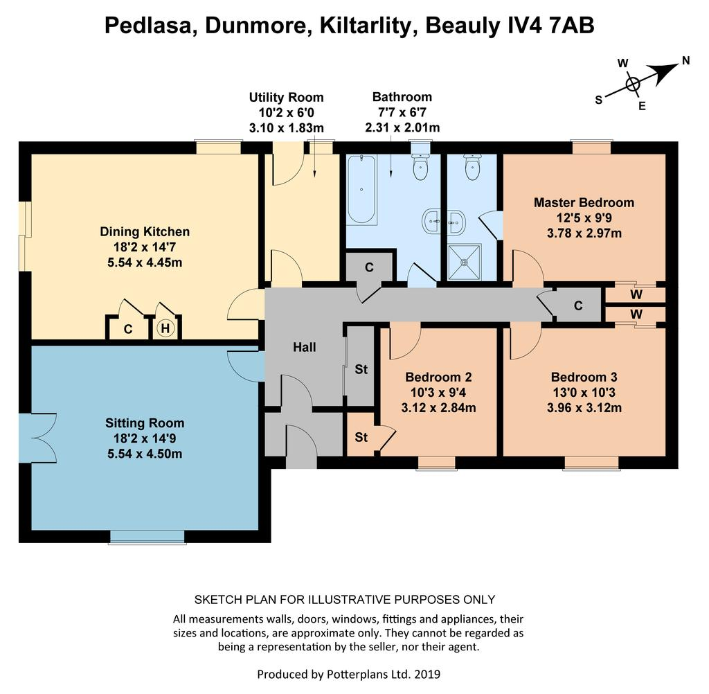Floorplan: Pedlasa