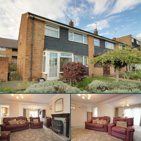 3 bedroom end of terrace house for sale - Baynes Close, Enfield