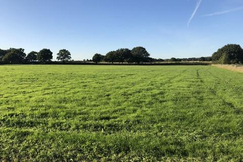 Land for sale - 3.13 ares (1.268 ha) Land off Rowley Park Road, Hadley End, Yoxall, Staffordshire