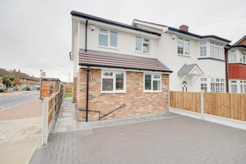3 bedroom end of terrace house for sale - Wood Lane, Hornchurch, RM12