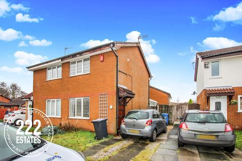 2 bedroom semi-detached house to rent - Montrose Close, Fearnhead, Warrington, WA2