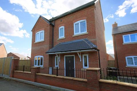 3 bedroom detached house for sale - Birchmeadow Road, Broseley