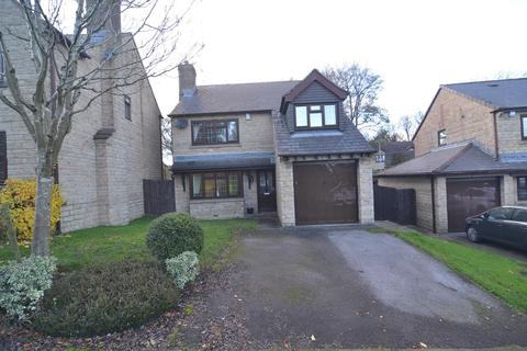 4 bedroom detached house for sale - Dunbar Croft, Queensbury, Bradford