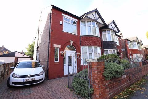 4 bedroom semi-detached house for sale - Reynolds Road, Old Trafford, Trafford, M16