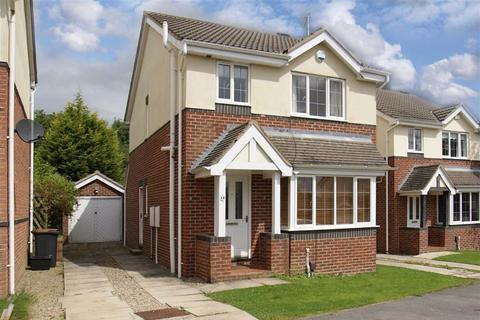 3 bedroom detached house for sale - Harebell Close, Harrogate, North Yorkshire