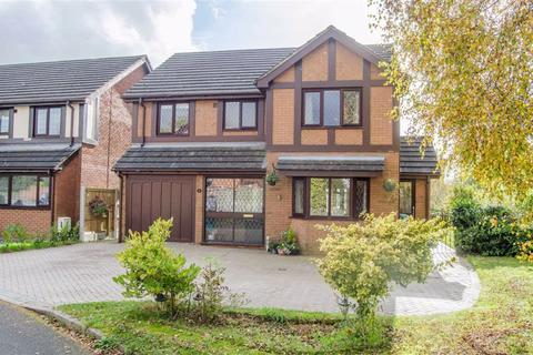 4 bedroom detached house for sale - Larksfield Close, Hope, Hope