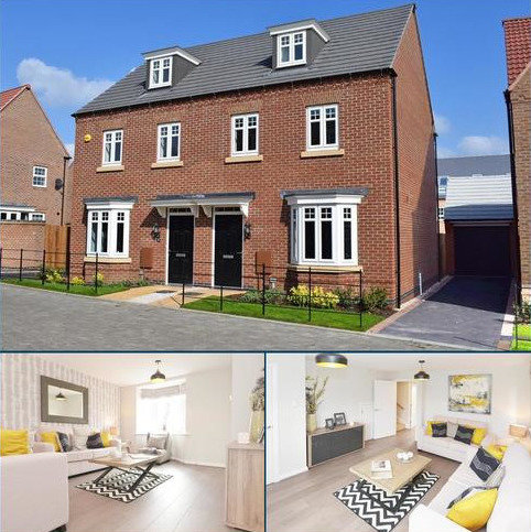 3 bedroom end of terrace house for sale - Dixon Drive, Chelford, MACCLESFIELD