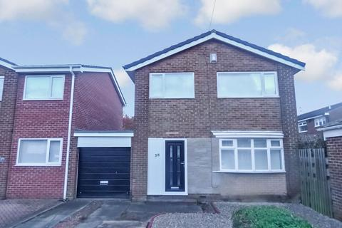 3 bedroom detached house for sale - St. Marys Drive, Newsham Farm, Blyth, Northumberland, NE24 4QU