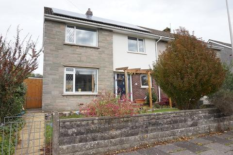 3 bedroom end of terrace house for sale - Protheroe Avenue, Pen-y-fai, Bridgend, Bridgend County. CF31 4LU