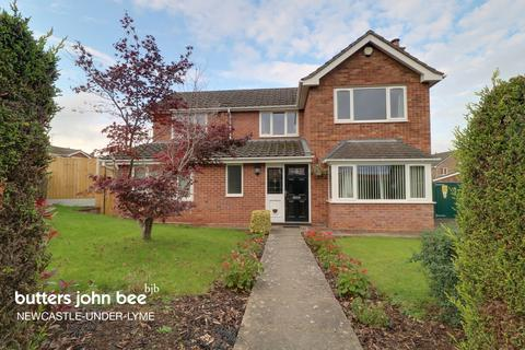 3 bedroom detached house for sale - Kennedy Road, Trentham