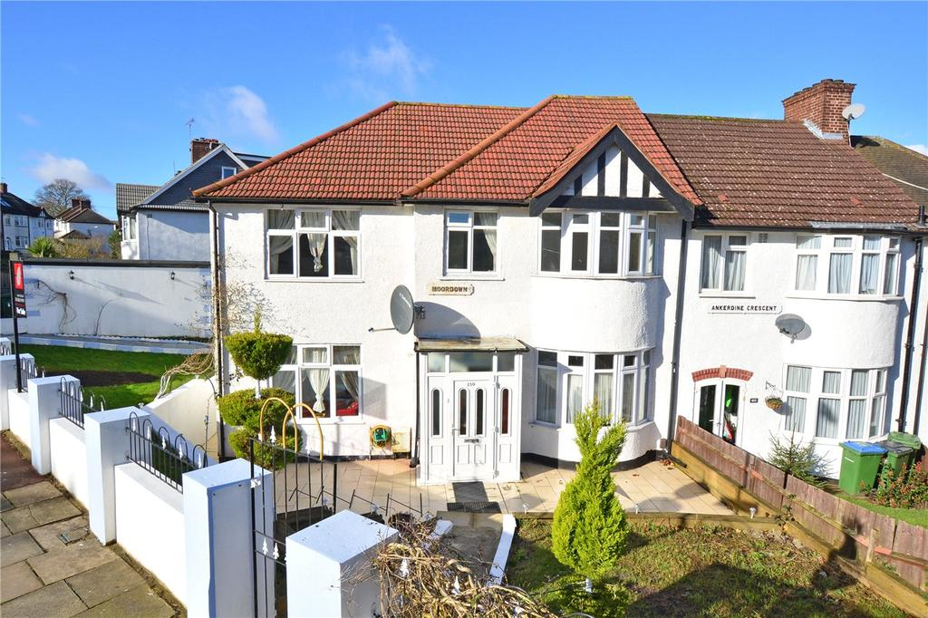 5 Bedrooms Semi Detached House for sale in Moordown, Shooters Hill, London, SE18