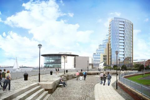3 bedroom apartment for sale - Herculaneum  Quay, Riverside Drive, Liverpool, L3 4DB
