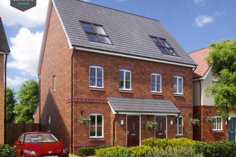 3 bedroom semi-detached house to rent - Hewell Grange, Runcorn, Cheshire, WA7