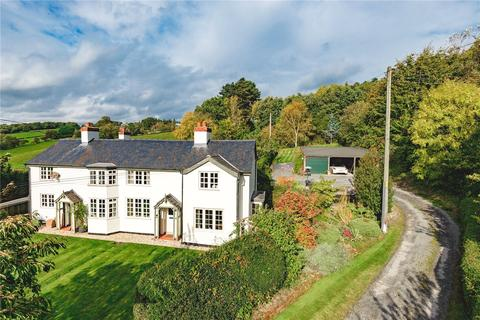 3 bedroom semi-detached house for sale - Plas Y Bryn Cottage, Llanfair Road, Newtown, Powys