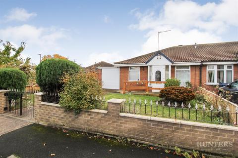 2 bedroom semi-detached bungalow for sale - Howick Park, Roker, Sunderland, SR6 0DE